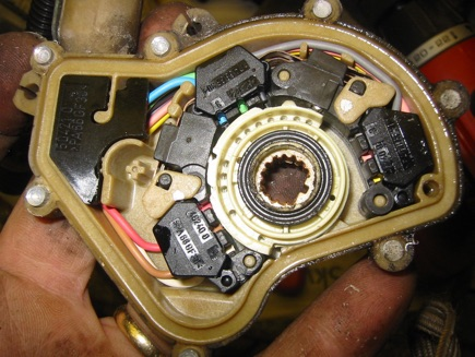 Disco Gear Selector Switch